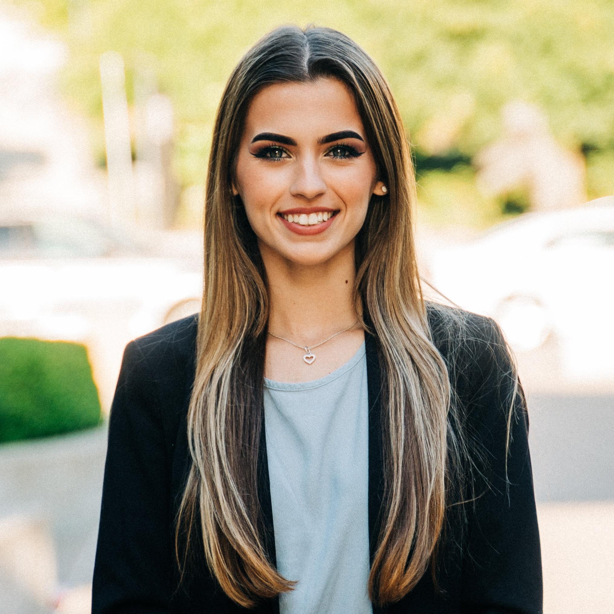 Hannah Shirley | Director of Tech & Comms