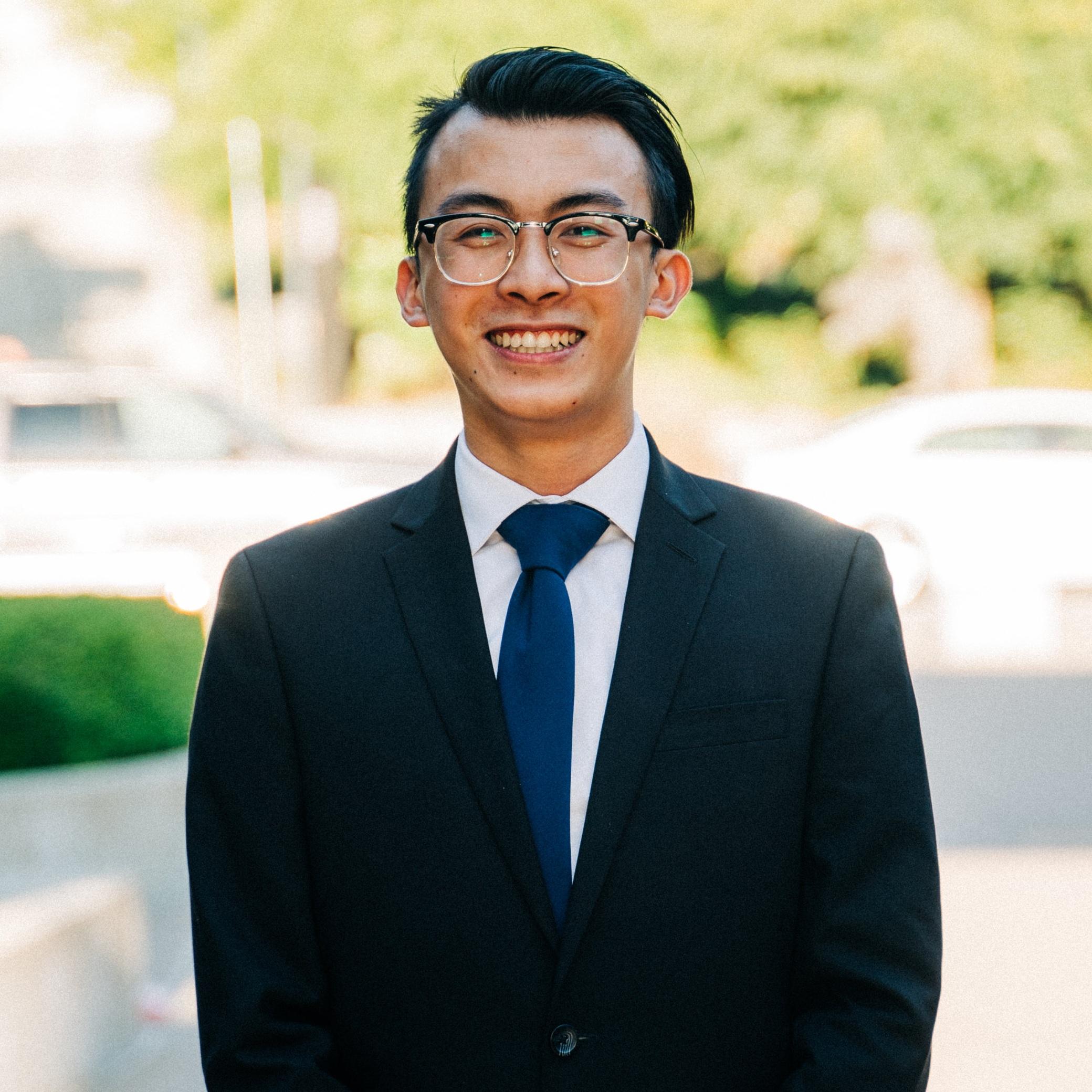 Alec Li | VP of Student Affairs
