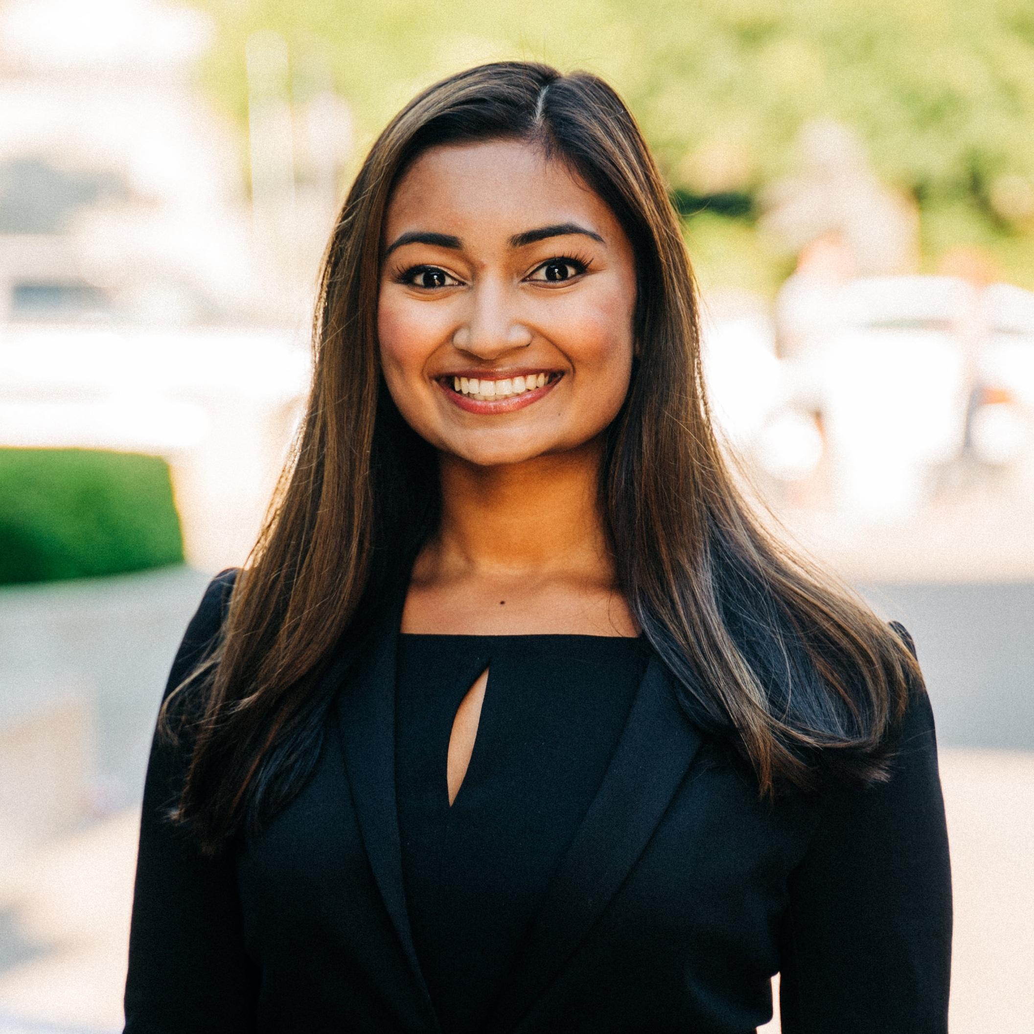 Ananya Gupta | VP of Philanthropy