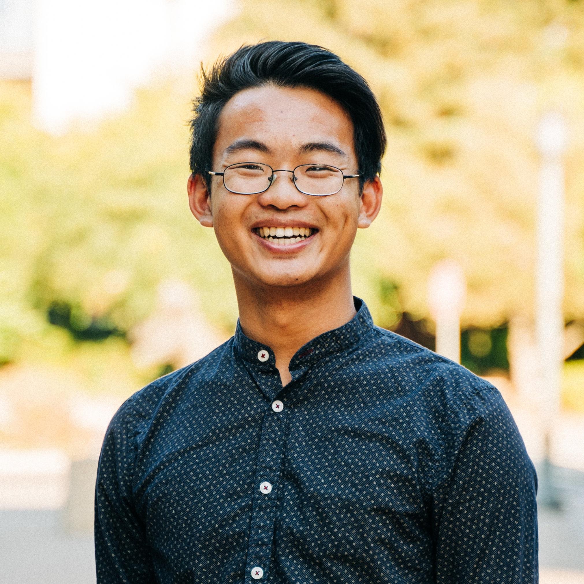 Derek Fang | Director of Internal Affairs