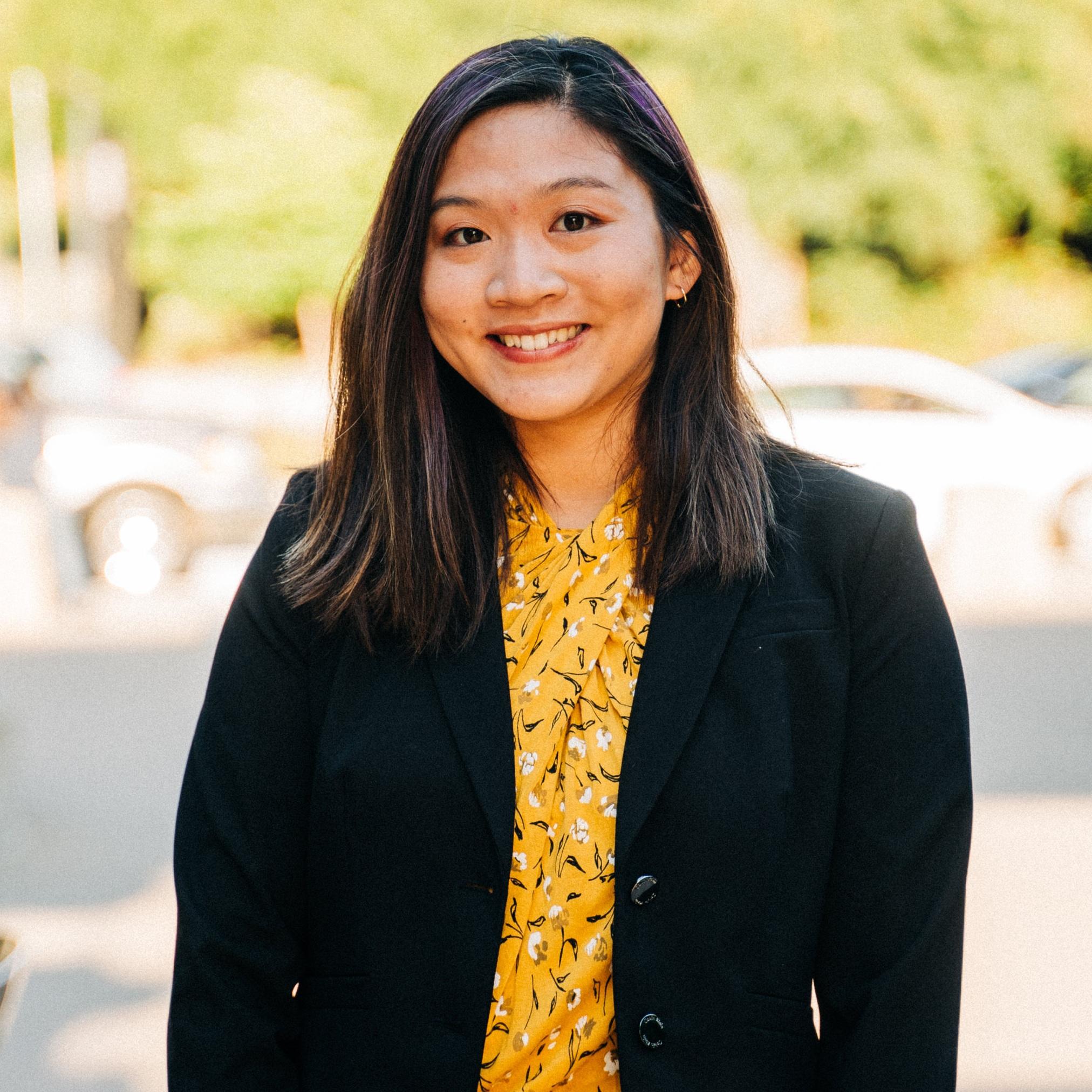 Stephanie Yeo | VP of Cohort Affairs