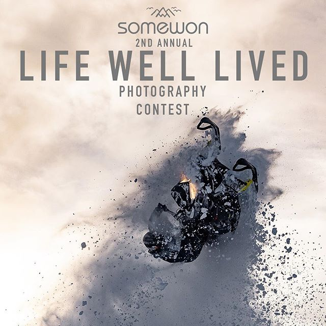 Photo Contest! We want to see your best & favourite #LifeWellLived photos this spring  Round 1: Post your photos to Instagram Tag & Follow @Somewon @ProtectOurWintersCanada #LifewellLivedSpringPhotos  AND Email Submissions to: photocontest@somewoncollective.com  Categories: BEST Action, and BEST Lifestyle.  Round 2: Will begin April 15th. So stay tuned!  Thank you to our Community Partners:  @protectourwinterscanada @thebigchubbyidiot @revelstokesnowmobileclub @sledrent.ca @oldxtrip @revelutionfityoga @revelstoke  Happy Shooting!