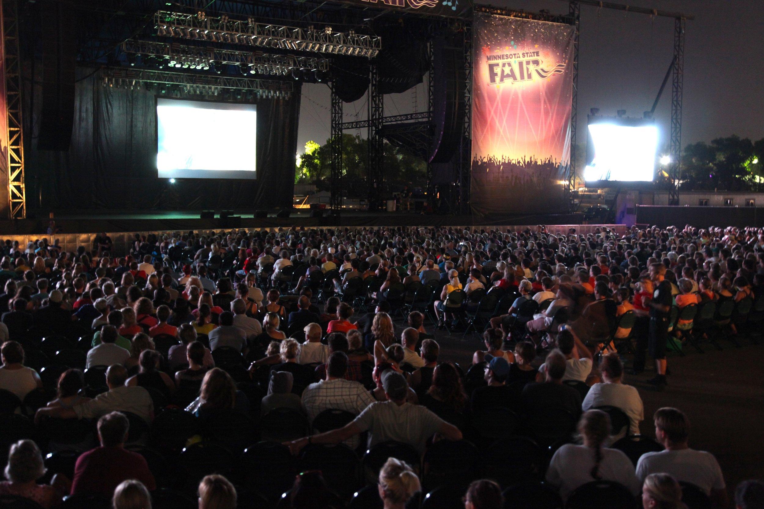 Cat Videos Film Festival - Minnesota State Fair