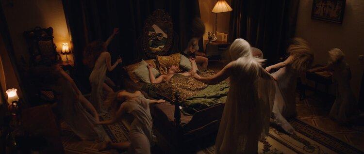 Sanatorium Bedroom