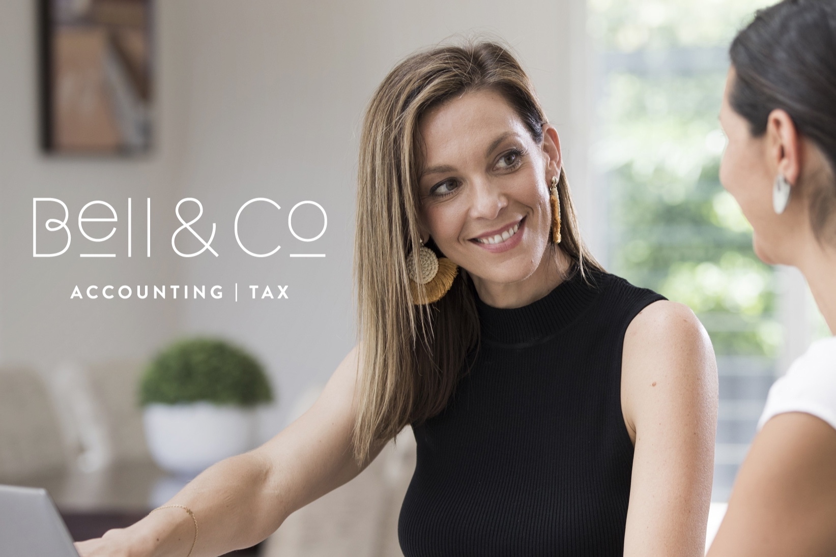 Bell & Co   Unleashing a start-up with on-point brand and visual identity.