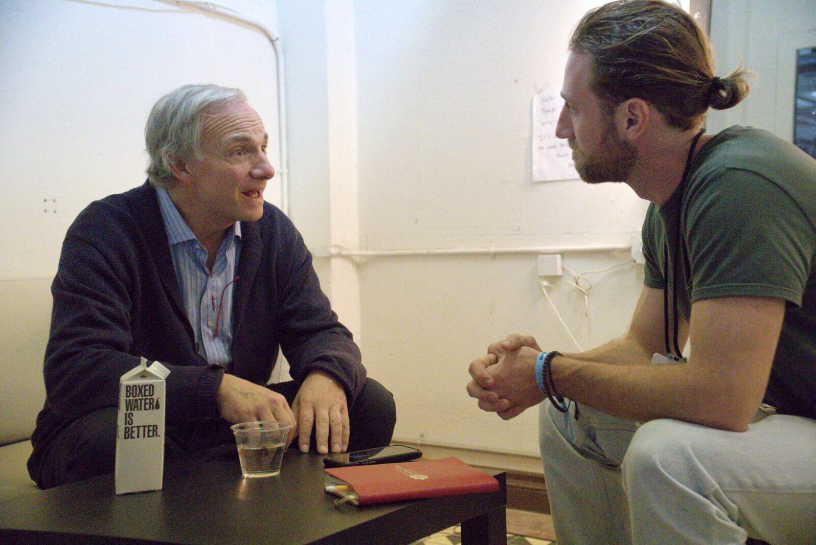 Ray Dalio Interview