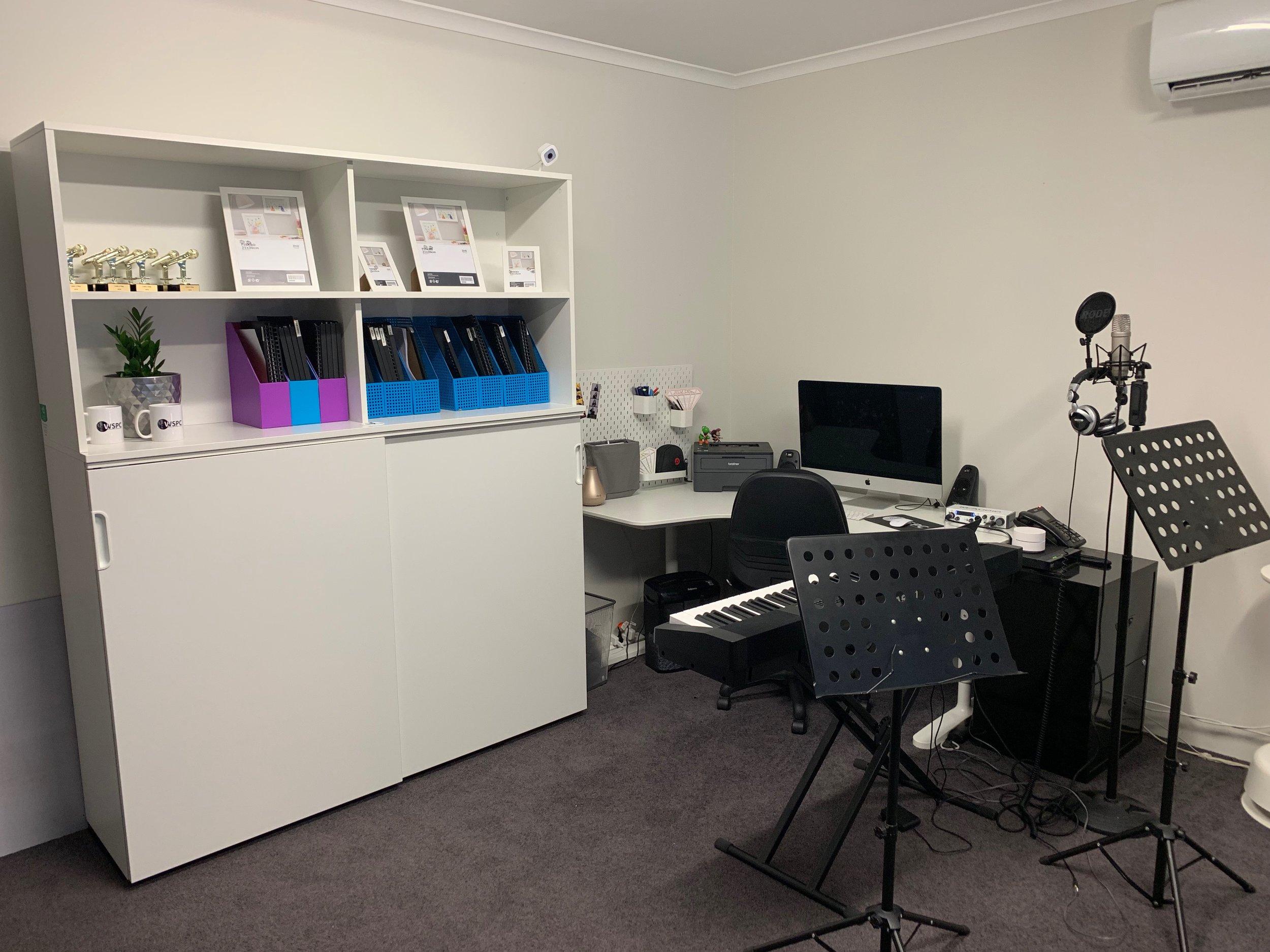 Singing Room 1