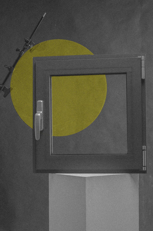 Ventanería Oscilobatiente - Ventana o puerta con doble función de apertura. Gira verticalmente para abrirse completamente o se inclina de forma horizontal para abrirse parcialmente.