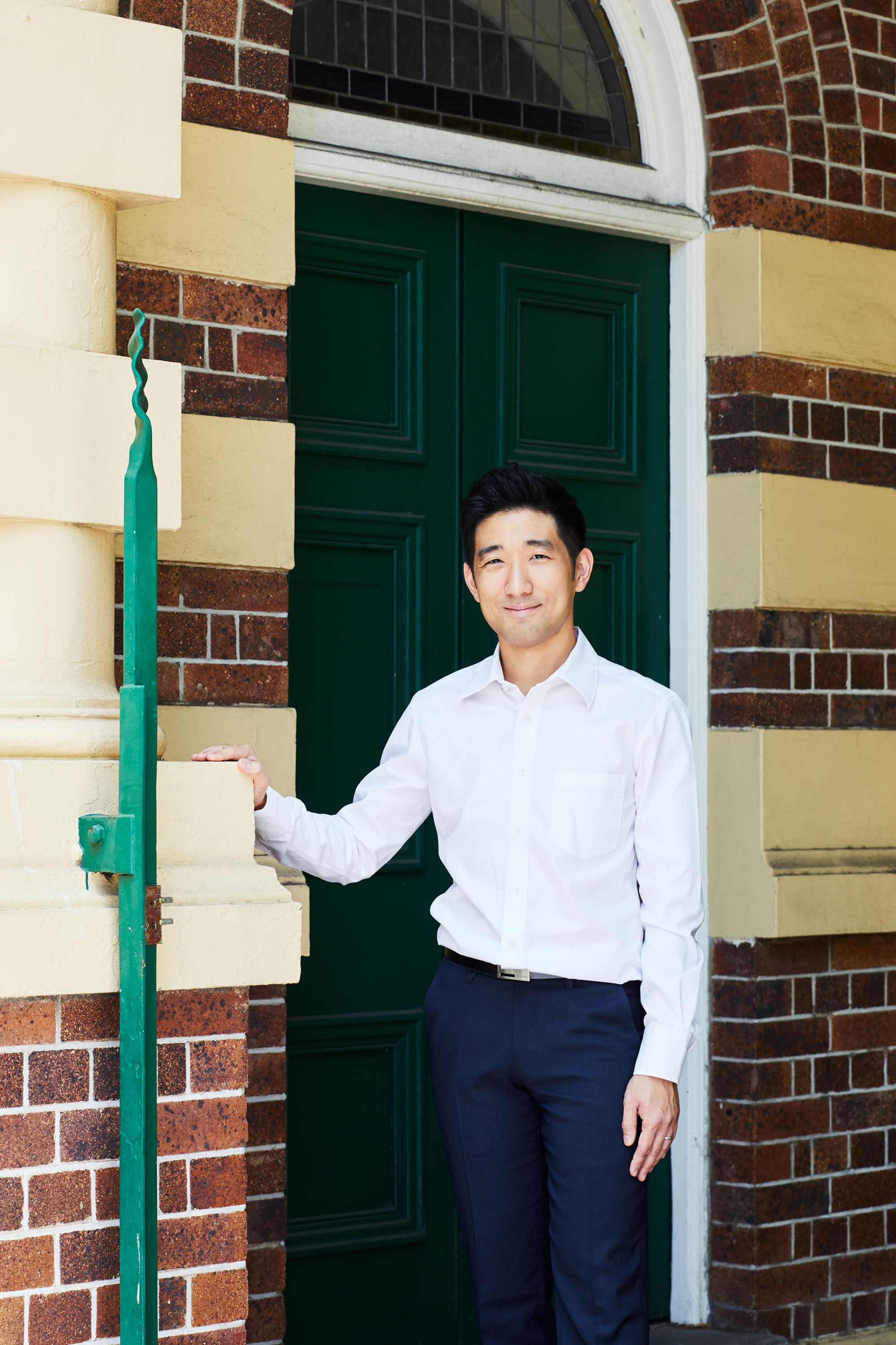 Daniel Loo - ARCHITECTRegistered Architect, Bachelor of Built Environment + Bachelor of Architecture