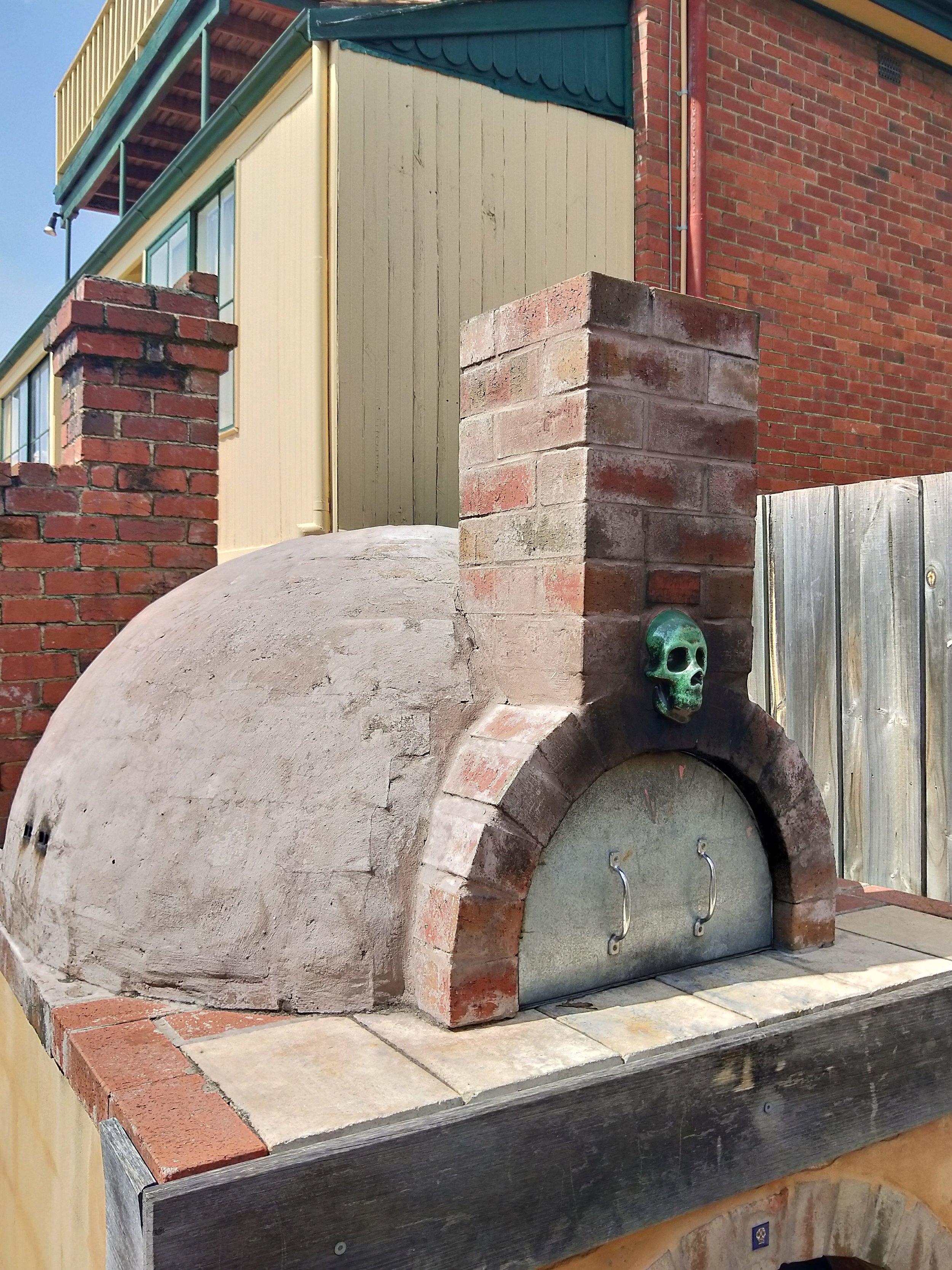Pizza Oven of Death