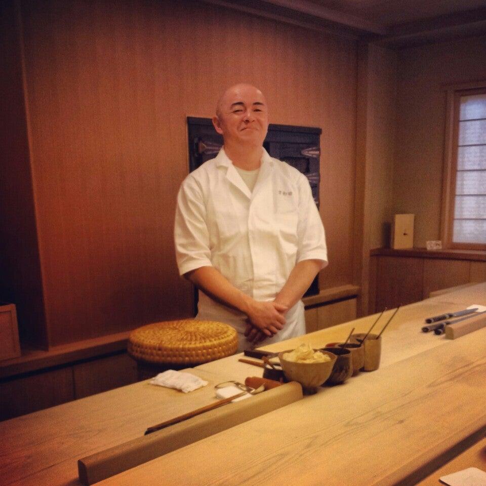 Chef Sawada