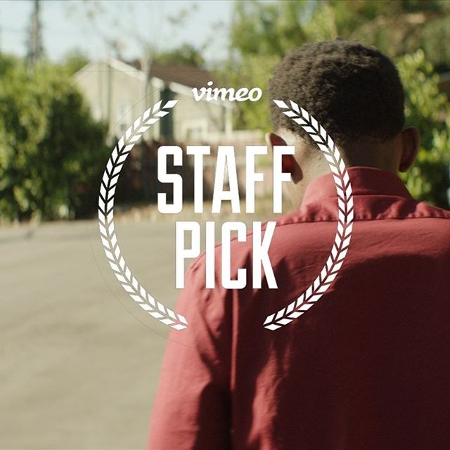 """""""Outdooring"""" is the Official Vimeo Staff Pick.  Available to watch now.  Please watch. Please Share. ❤️ . Link in bio.  Or  search: """"Outdooring"""" on Vimeo.com . . . . . . . . . . #filmmaking #blackfilmmakers #vimeo #premiere #sxsw #thursday #films #film #shortfilm #shortfilms #cinema #ghana #queer"""