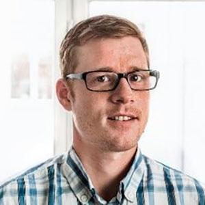 Bjørn Høj (DK)     Innovation Lead at Ikano Bank