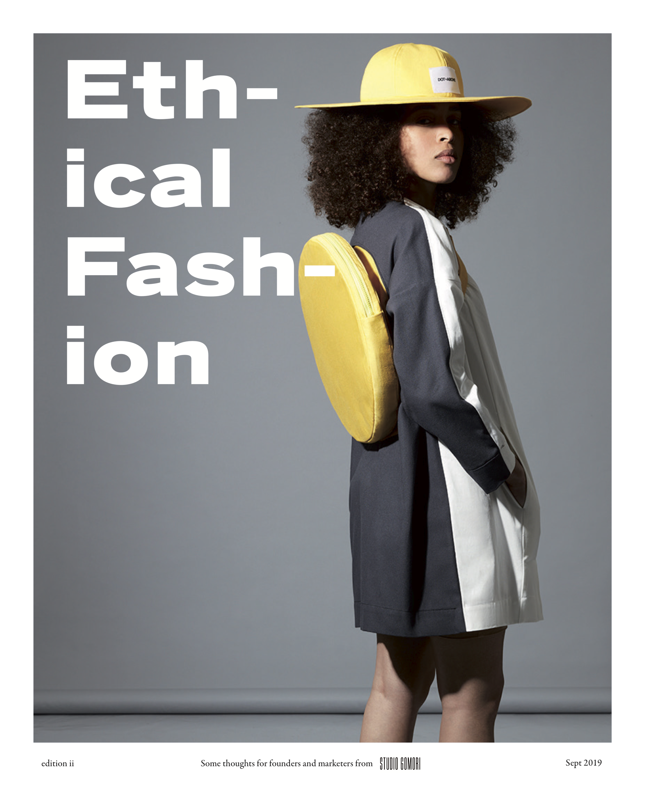 Ethical Fashion Branding Advice