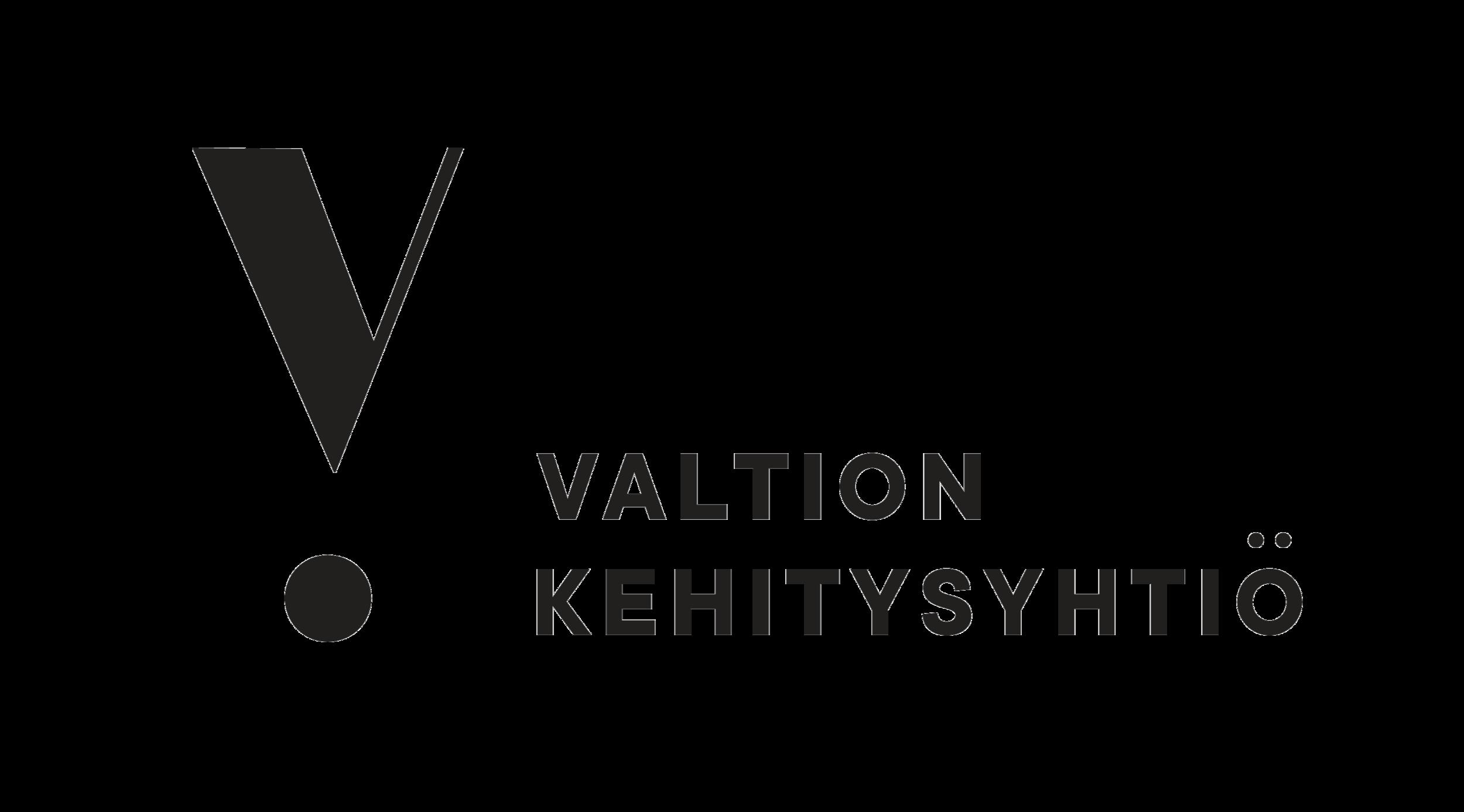 Vaken Logo (musta vaaka)