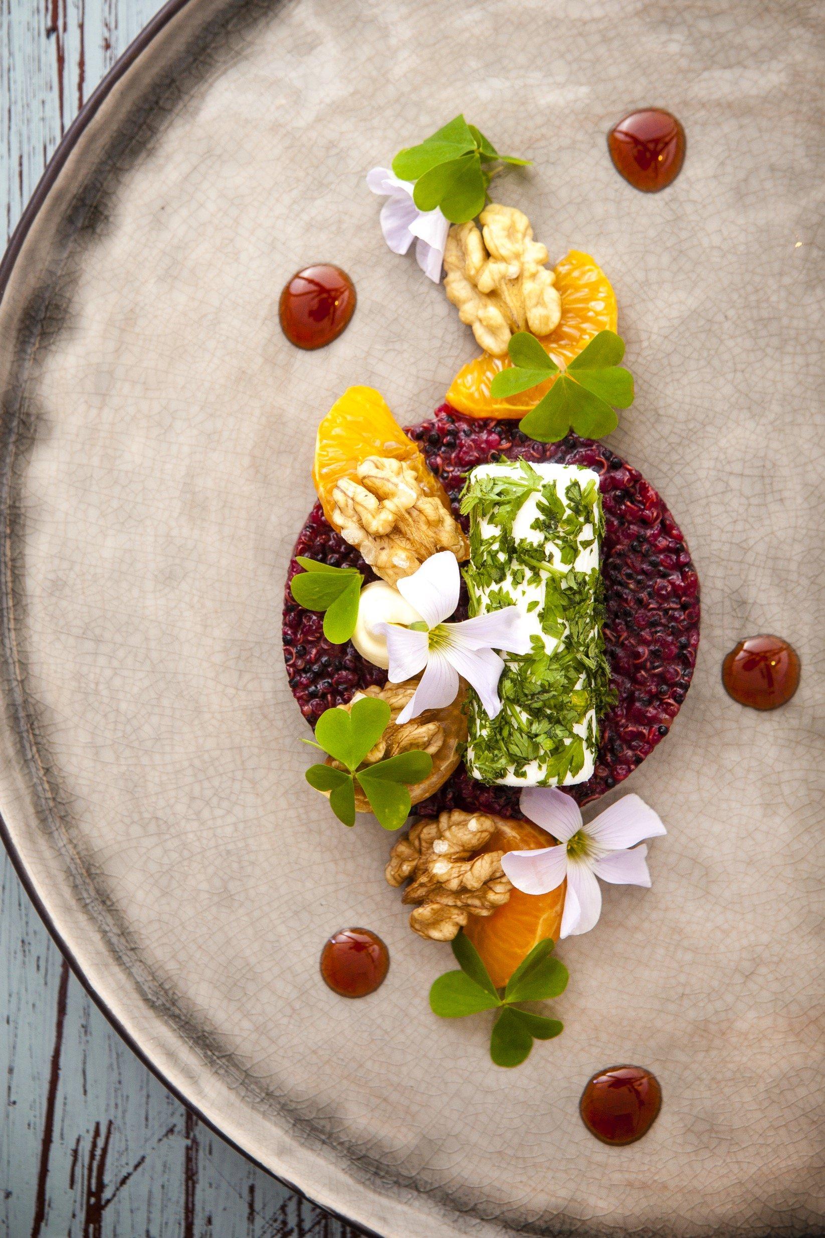 Beetroot Quinoa