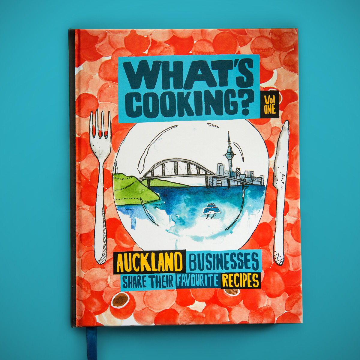 What's Cooking Auckland - For 2018, we headed north to Auckland to gather businesses to be part of the first What's Cooking publication for Auckland.(Published November 2018)