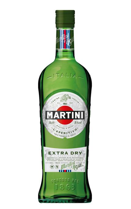 Martini & Rossi's Dry vermouth.