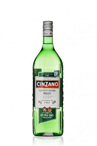 Cinzano's Dry vermouth.