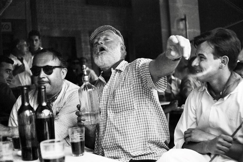 Ernest Hemingway liked his cocktails