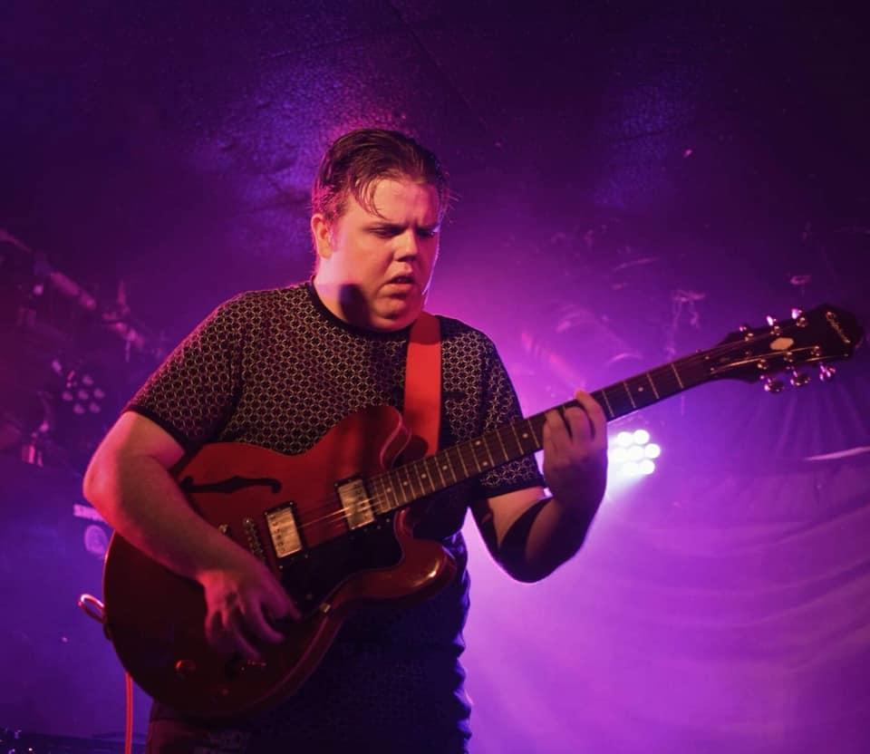 Lead Guitarist Jospeh Kane