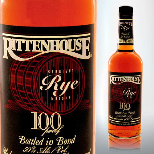 The great Rittenhouse Rye.