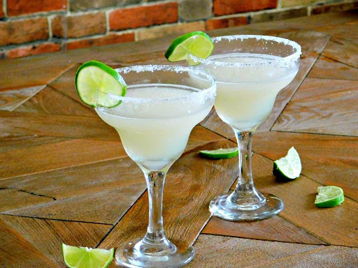 The refreshing Margarita - Next week on Chrystal