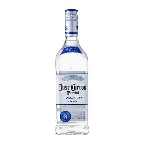 Jose Cuervo's blanco tequila Especial Silver