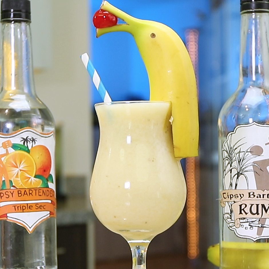 A Banana Daiquiri
