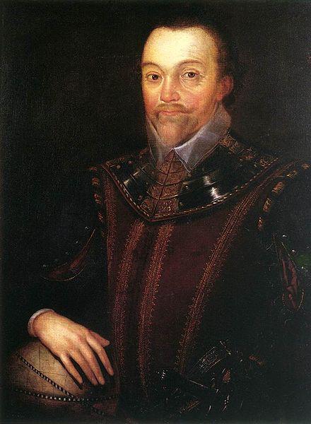 Sir Francis Drake (1540 - 1596)