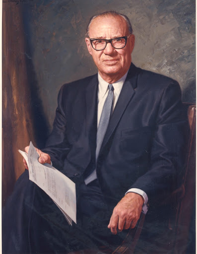 John G. Martin, father of the Moscow Mule, who later became president of Heublein Inc.