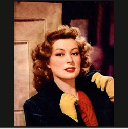 """Greer Garson, who drank her Moscow Mule in a """"glass of alarmingly huge proportions""""."""