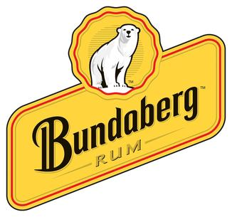 The polar bear logo adopted in 1961, implying this rum keeps out the cold...