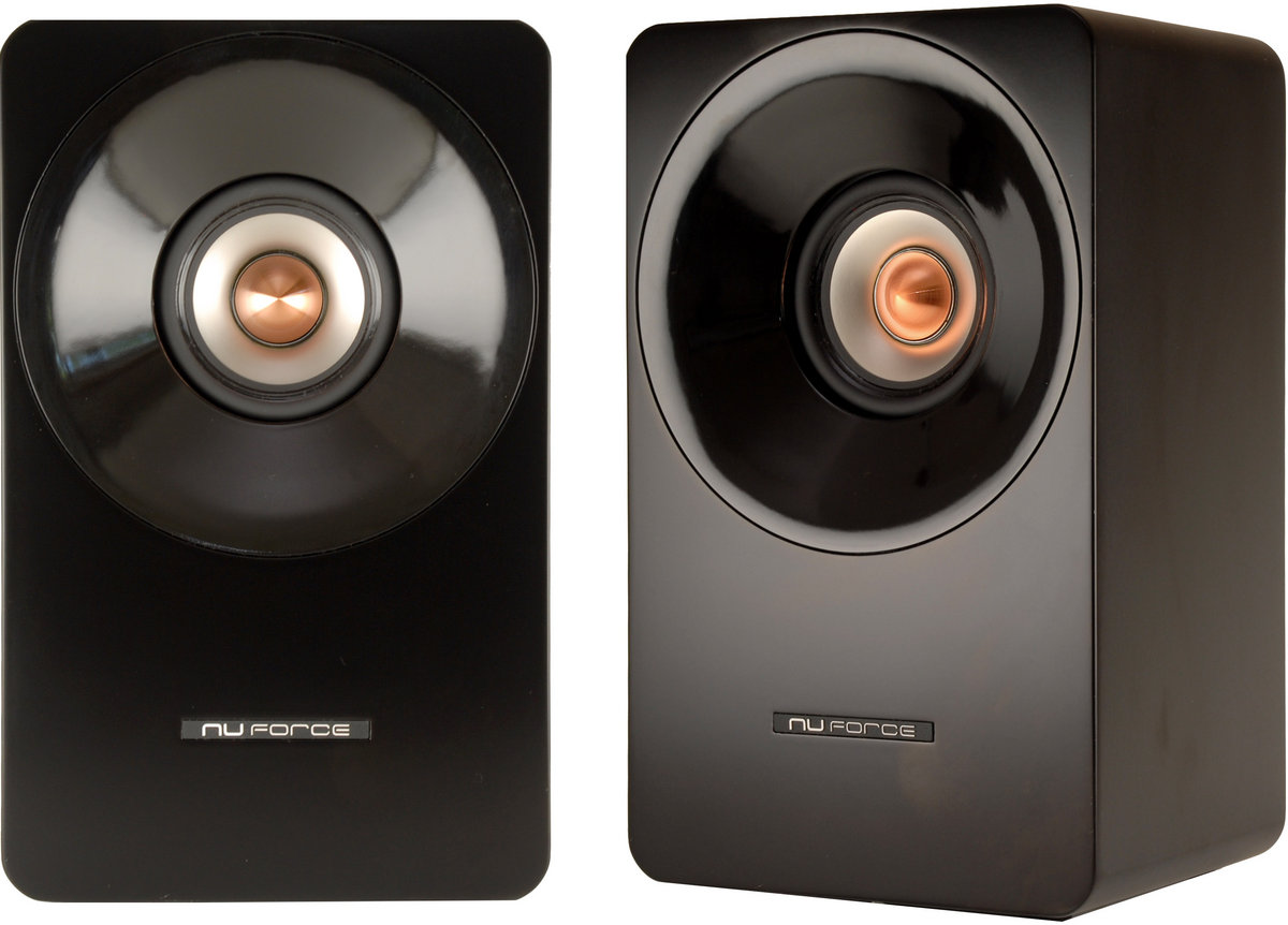 NuForce Icon S-1 - circa 2008Home Theater Review6moons —- TechgageYouTube/The Street