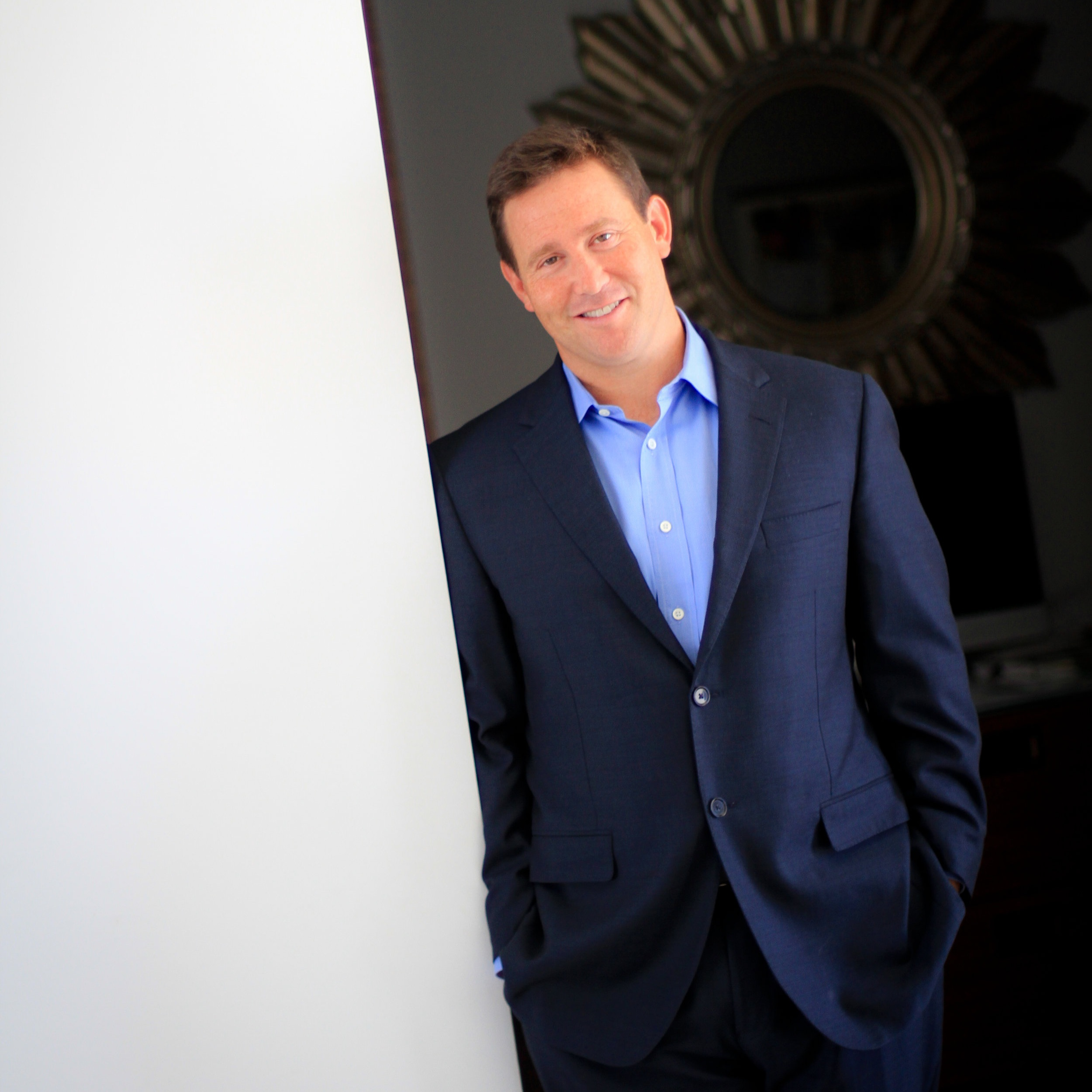 Jon Gordon, author of The Energy Bus, The Carpenter, and The Power of Positive Leadership -