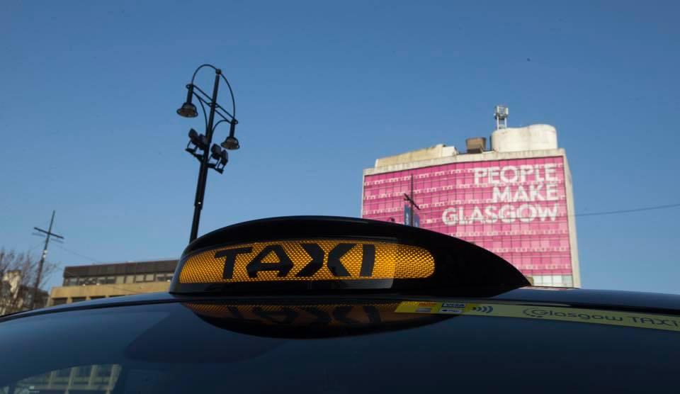 glasgow taxis