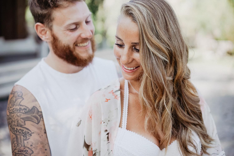 Verlobung auf Bali