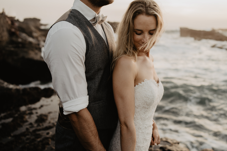 After wedding, Bali - A n i k a & M a r c e l