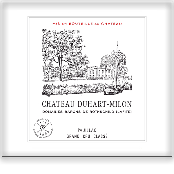 Chateau Duhart-Milon-Rothschild<a href=/duhart-milon>Bordeaux, France ➤</a>