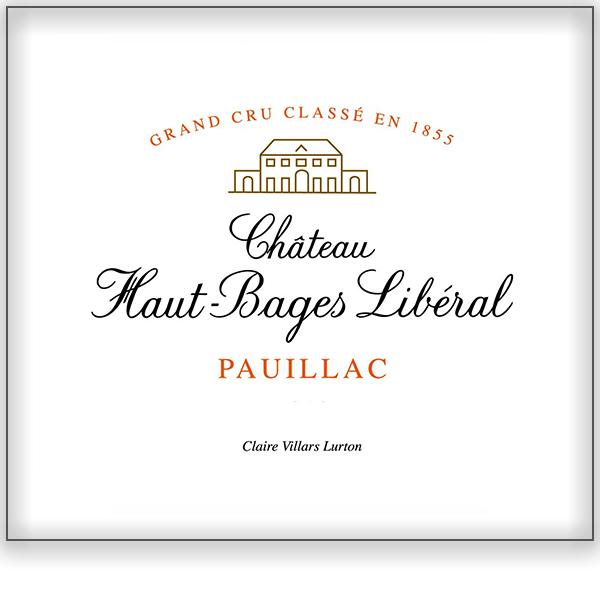 Chateau Haut Bages Liberal<a href=/haut-bages-liberal>Bordeaux, France ➤</a>