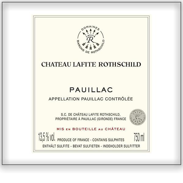 Chateau Lafite Rothschild<a href=/lafite-rothschild>Bordeaux, France ➤</a>