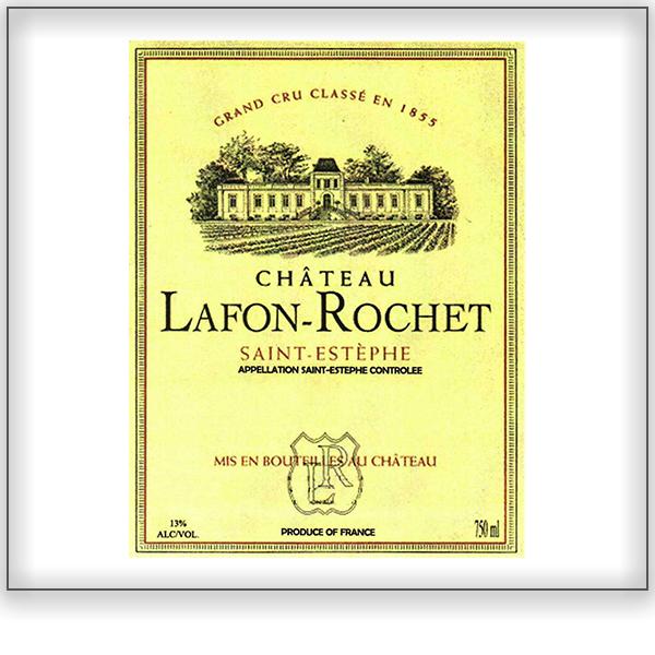 Chateau Lafon Rochet<a href=/lafron-rochet>Bordeaux, France ➤</a>