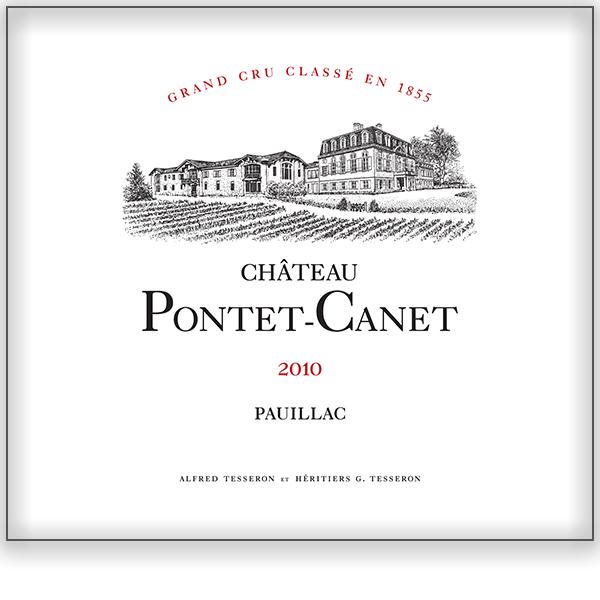 Chateau Pontet Canet<a href=/pontet-canet>Bordeaux, France ➤</a>