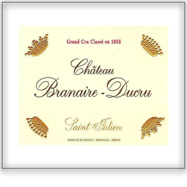 Chateau Branaire-Ducru<a href=/branaire-ducru>Bordeaux, France ➤</a>