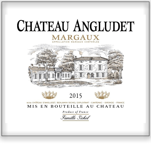 Chateau D'Angludet<a href=/d-angludet>Bordeaux, France ➤</a>