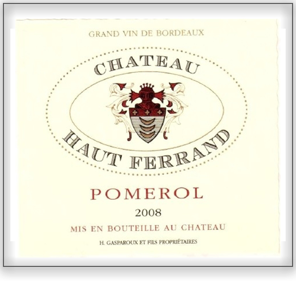 Chateau Haut Ferrand<a href=/haut-ferrand>Bordeaux, France ➤</a>