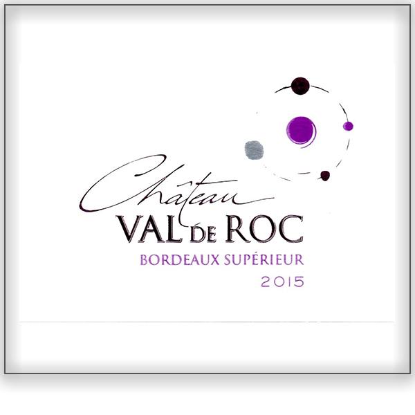 Chateau Val de Roc<a href=/val-de-roc>Bordeaux, France ➤</a>