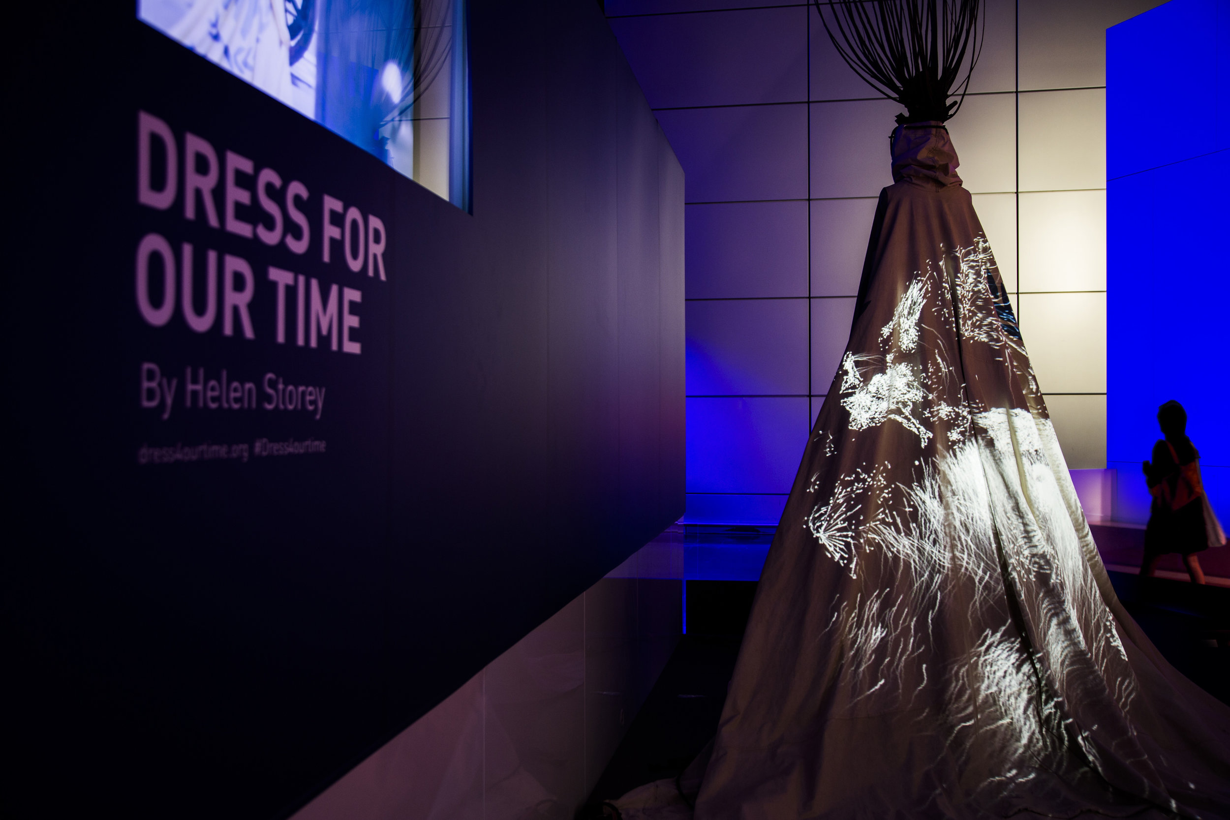 Dress at The Science Museum London