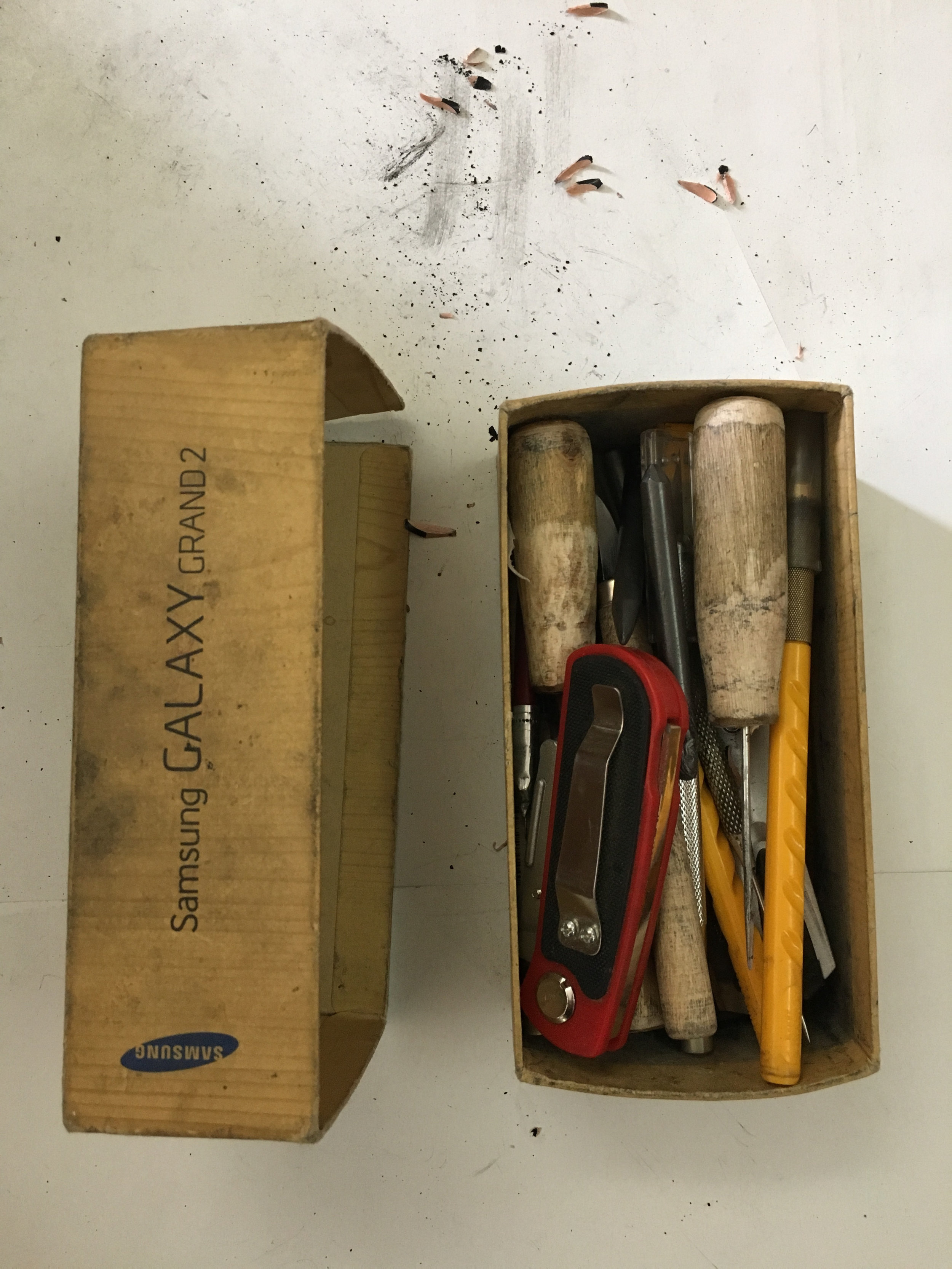 Tariq's tools