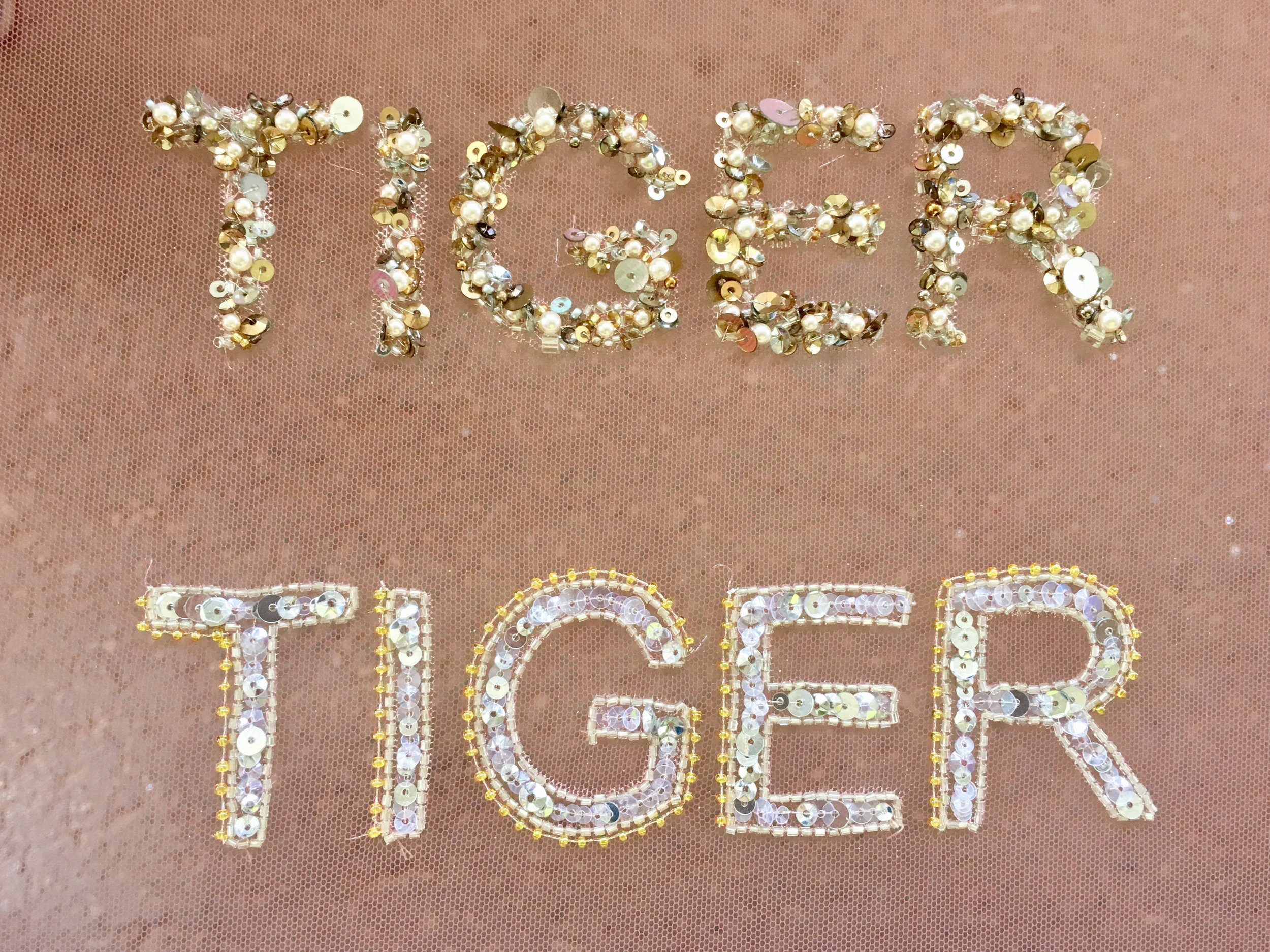 Tiger tiger burning bright